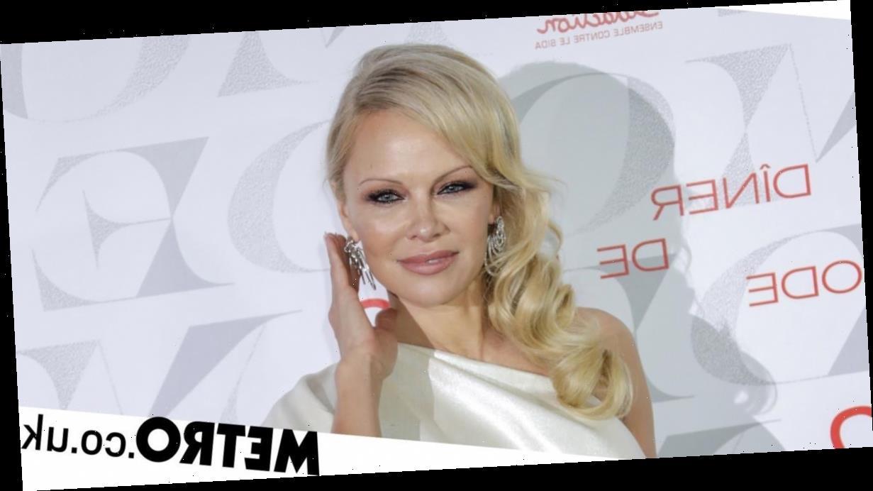 Pamela Anderson married bodyguard Dan Hayhurst on Christmas Eve