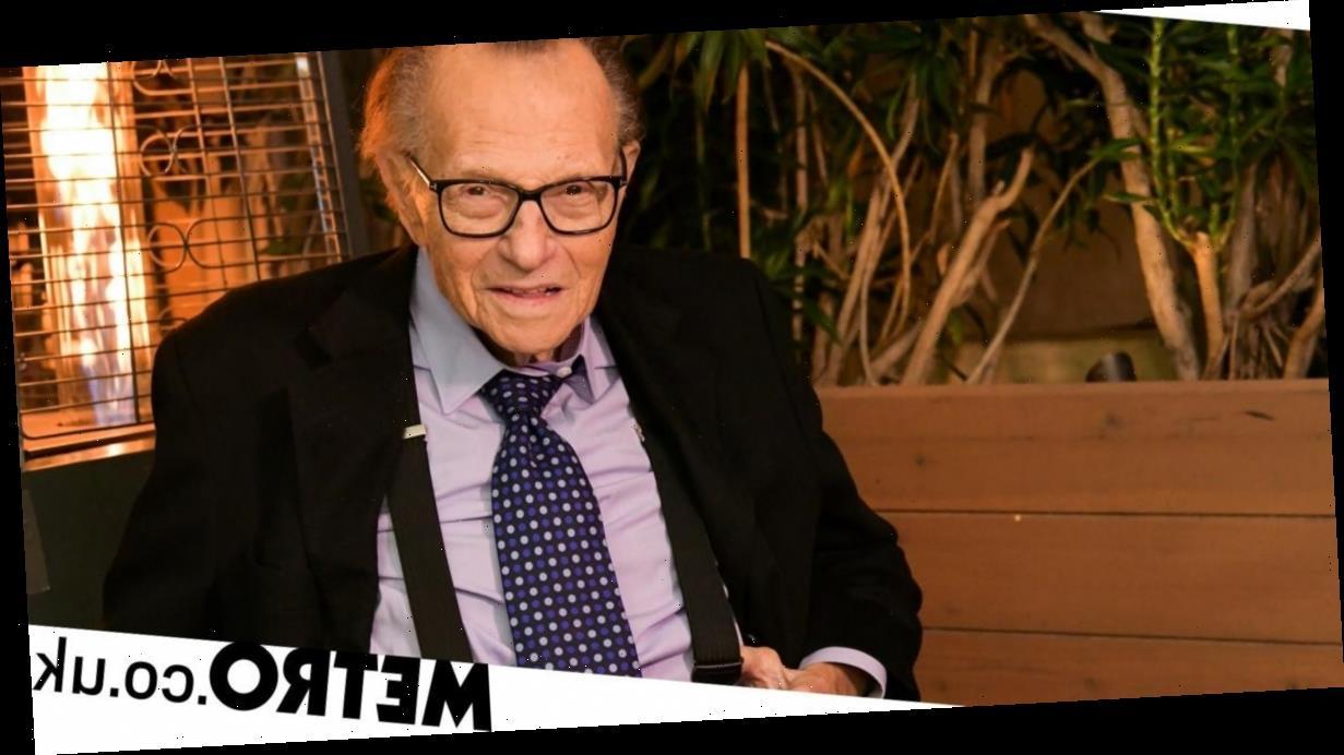 TV legend Larry King dies aged 87
