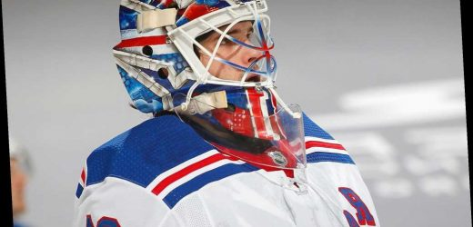 Igor Shesterkin 'dejected' as Rangers pressure mounts