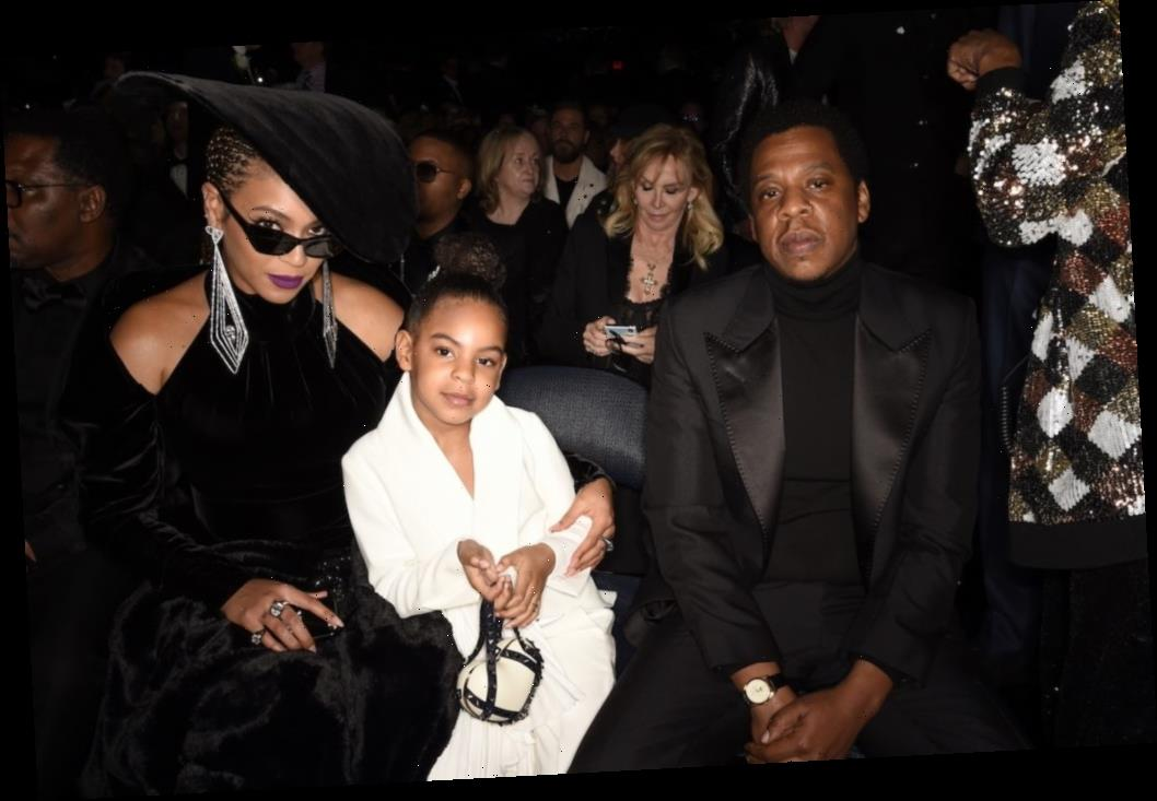 Watching Beyoncé's Daughter Blue Ivy Dance Is a Mood
