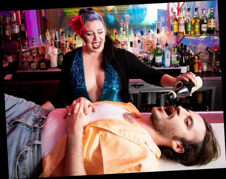 Struggling Brooklyn bartenders sell 'sexy' $20.21 pinup calendar