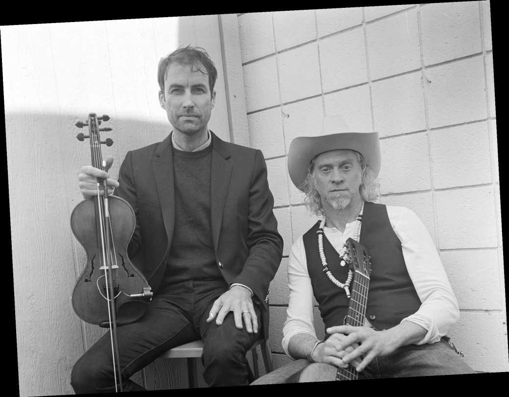 Andrew Bird, Squirrel Nut Zippers' Jimbo Mathus Preview New Album With 'Sweet Oblivion'