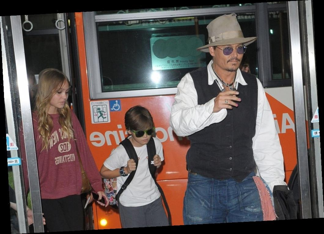 Johnny Depp Described the Moment He Knew He Didn't Need a Paternity Test, 'That's My Kid'