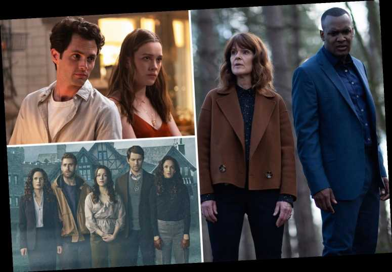 100 best Netflix series to watch right now – The Sun