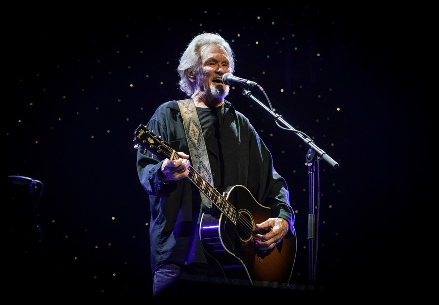 Kris Kristofferson Says He's Retired. Watch His Final Concert