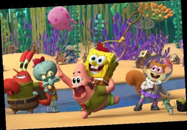 SpongeBob's Jellyfishing Trip Goes Belly Up in 'Kamp Koral' Sneak Peek