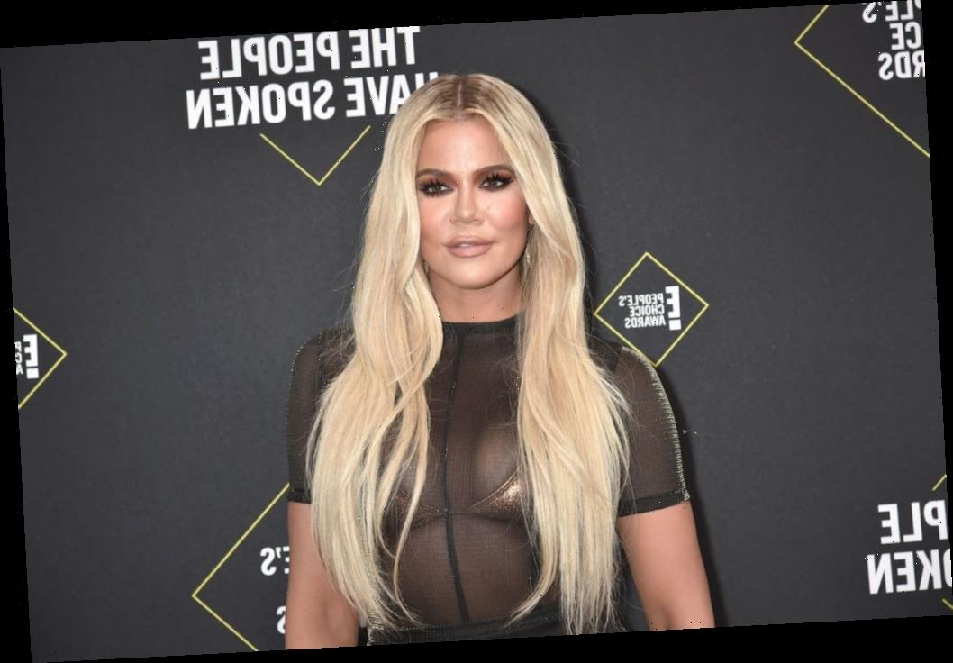 Khloé Kardashian Lost Her Virginity To a 'Mean' Older Guy When She Was 15