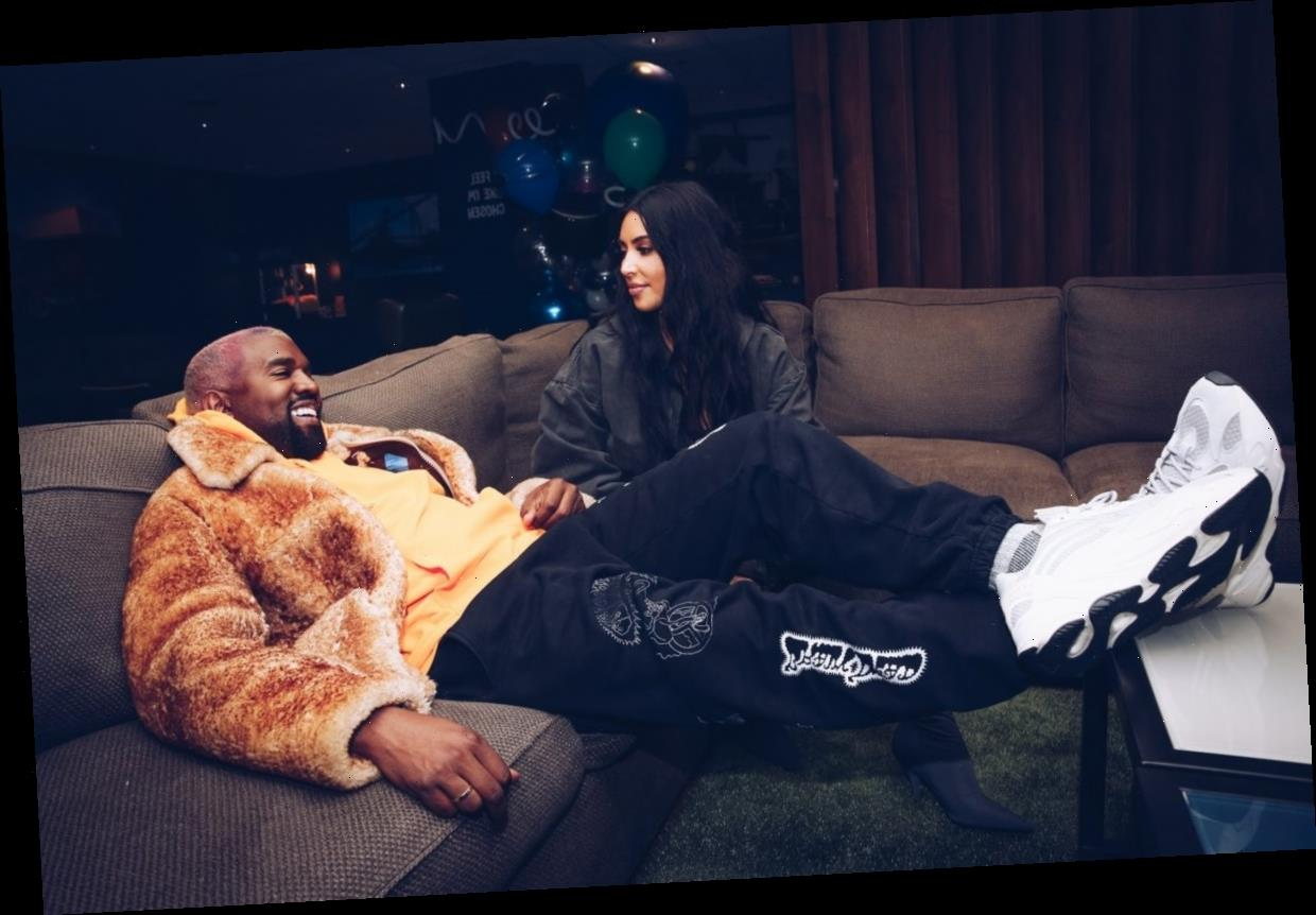 Kim Kardashian West Gifted Kanye West More Than $1 Million in Gifts Shortly Before Divorce Rumors Started To Fly