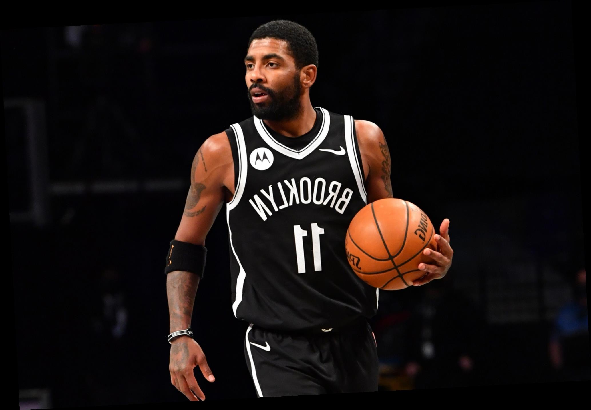 Kyrie Irving's Nets status is still a mystery