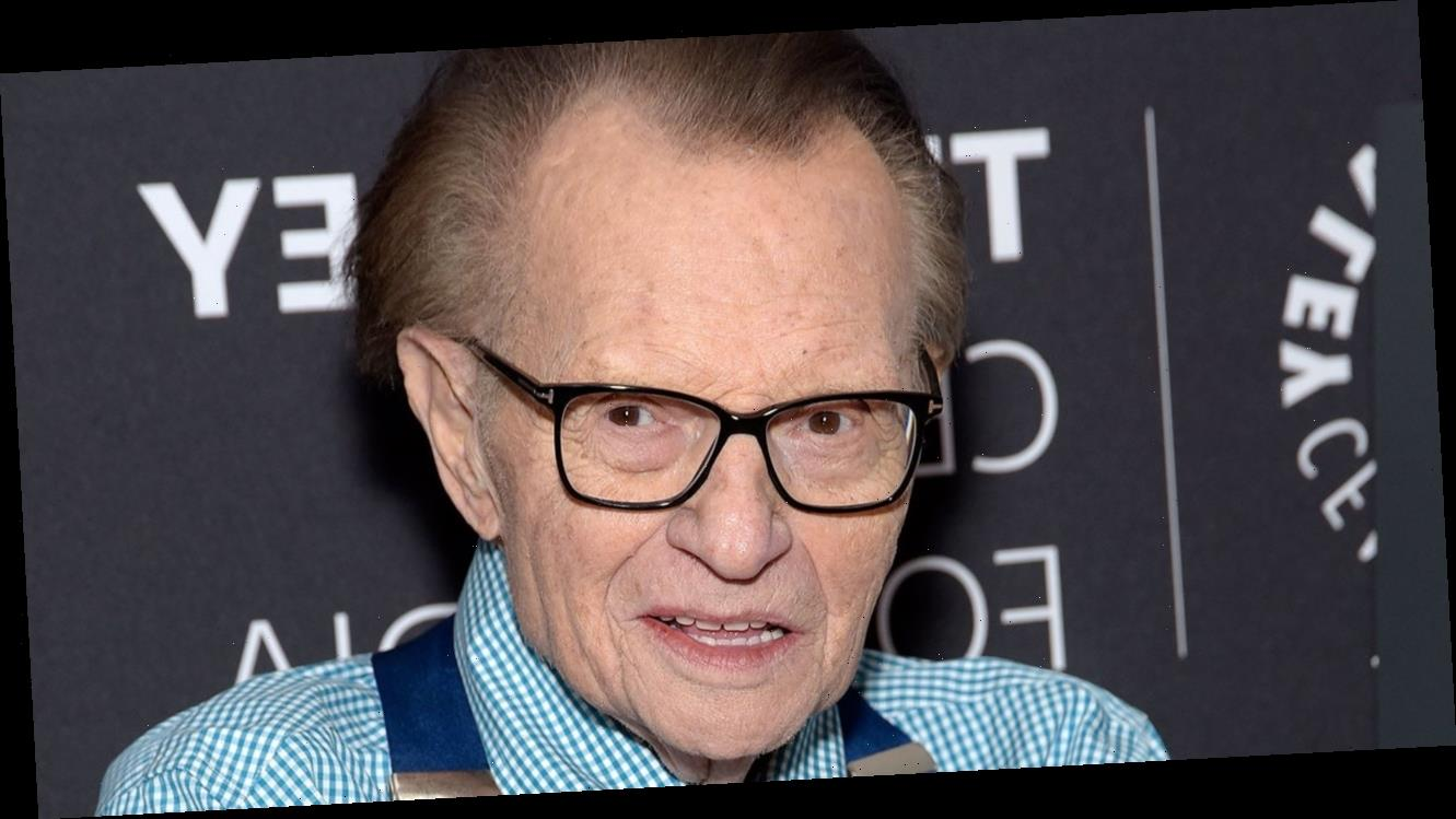 Larry King Dead: Longtime Radio Host Dies at 87