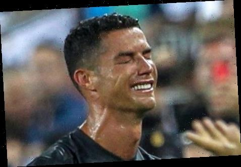 Cristiano Ronaldo bought entire Juventus squad an iMac each to apologise for his Champions League red card vs Valencia – The Sun