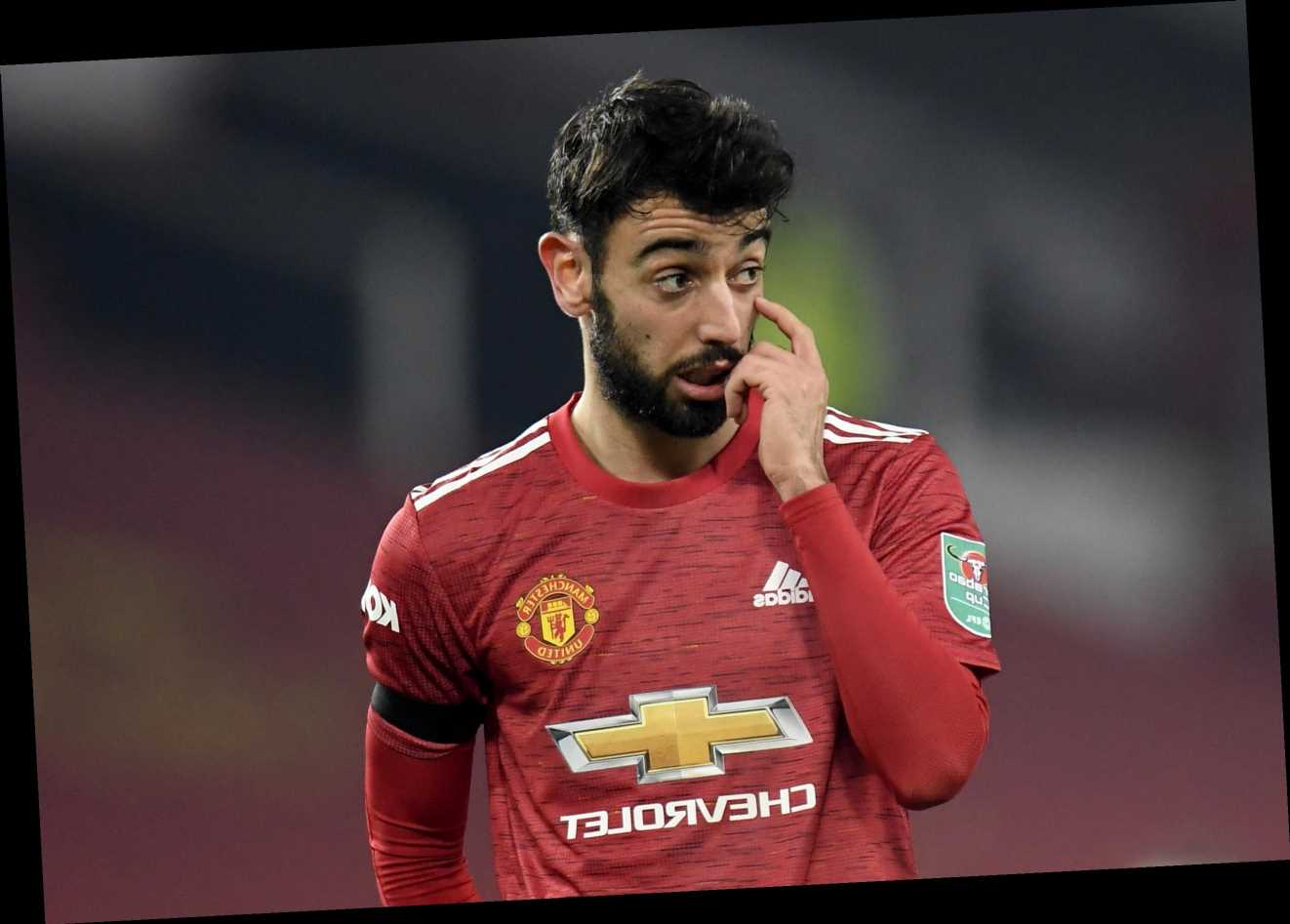 Bruno Fernandes cannot be compared to Man Utd legends like Eric Cantona… he didn't 'turn up' vs City, says Roy Keane