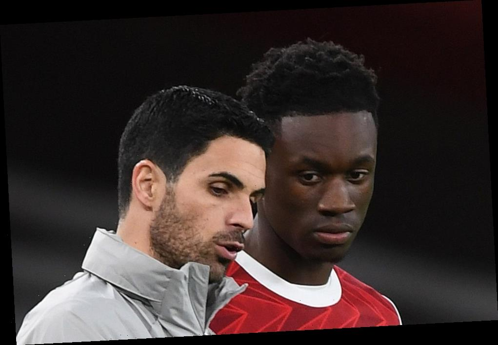Arsenal plan mass transfer clear-out with ELEVEN players made 'dispensable' by Mikel Arteta including Folarin Balogun
