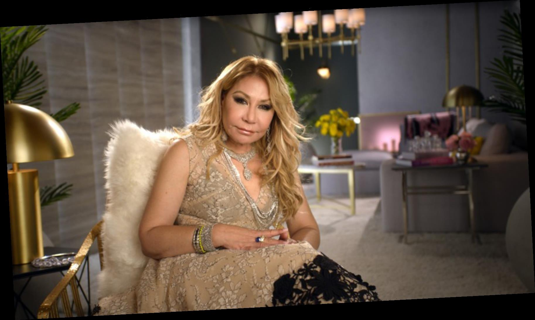 How old is Bling Empire's Anna Shay?