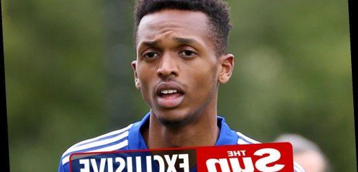 Barcelona plotting move for Leicester hotshot Sidnei Tavares, 19, the cousin of Man Utd cult hero Nani
