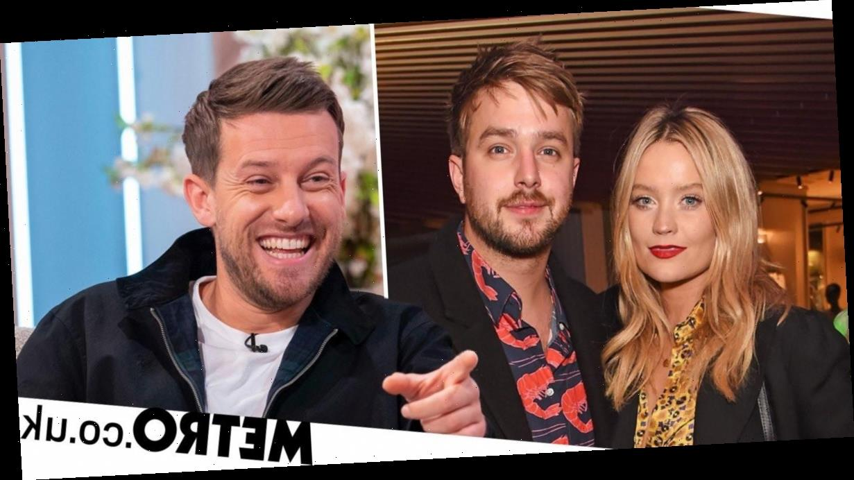 Laura Whitmore jokes Chris Ramsey 'saved her and Iain Stirling's relationship'