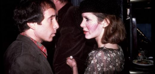 Carrie Fisher Once Told Paul Simon 'I Don't Like You Personally' During an Explosive Fight on Their Honeymoon
