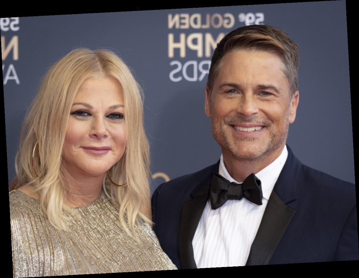 Rob Lowe's Wife Dated His 'St. Elmo's Fire' Costar Before Him