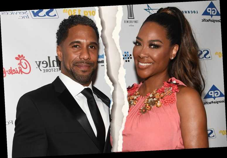 RHOA's Kenya Moore and husband Marc Daly officially split one year after separation despite attempts at 'mediation'