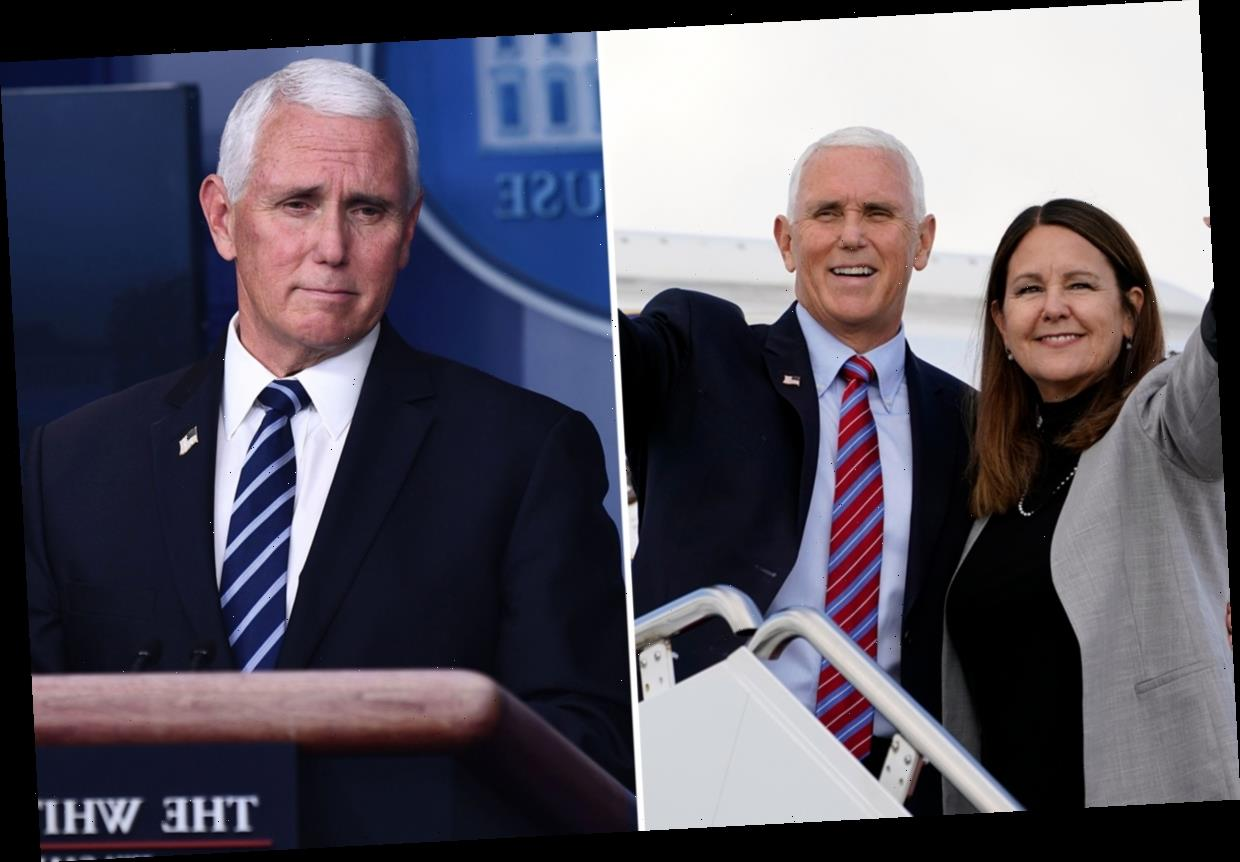 Mike Pence is 'HOMELESS' and is now 'couch-surfing' with Indiana politician after leaving office