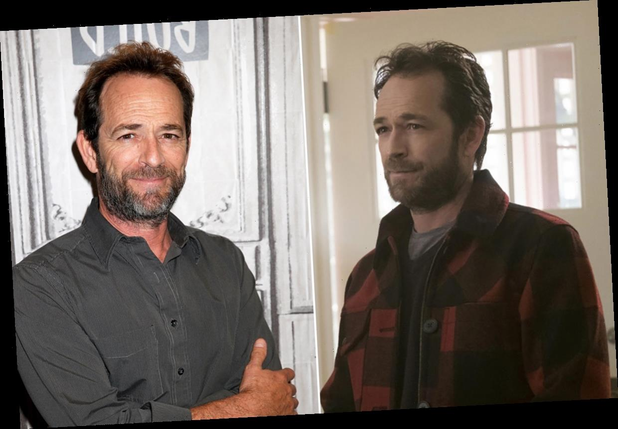 Who did Luke Perry play in Riverdale?