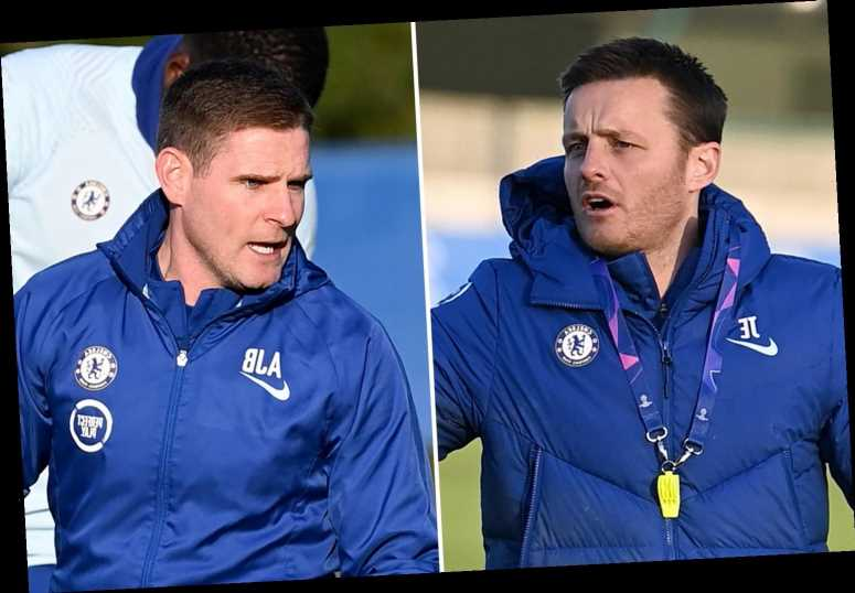 Chelsea confirm six coaches staying after Frank Lampard's sacking to work under new boss Thomas Tuchel