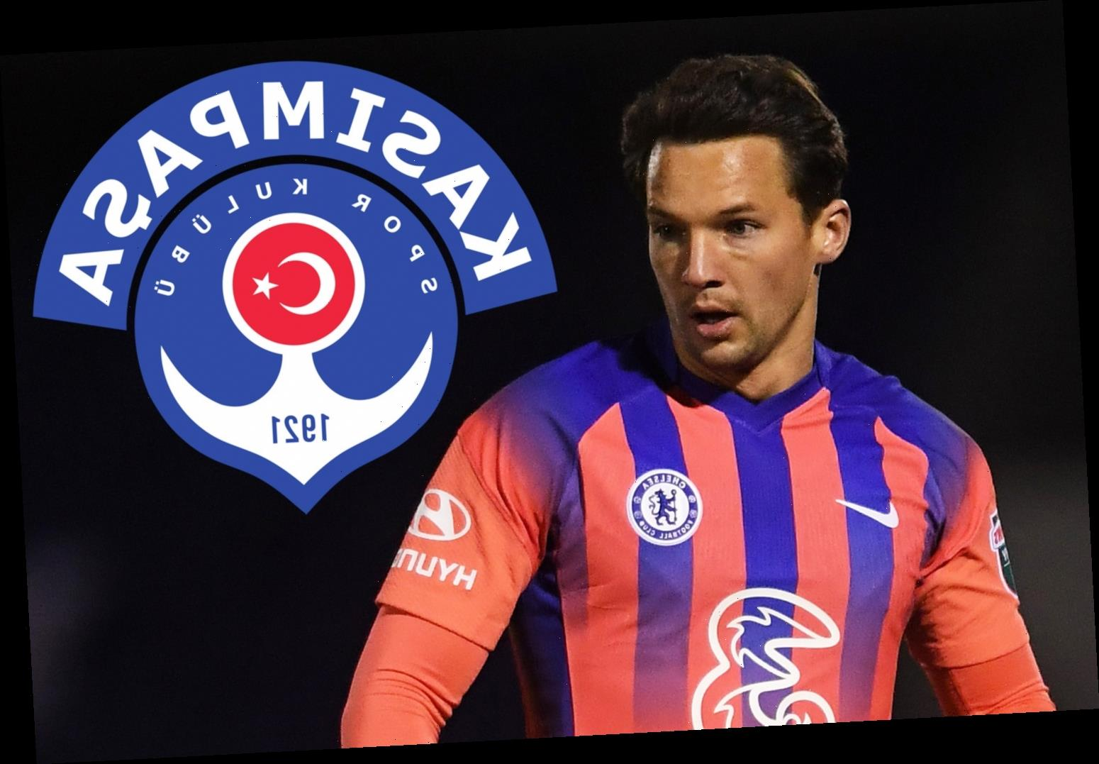 Chelsea's flop £35m transfer Danny Drinkwater set to join Turkish side Kasimpasa on loan until end of season