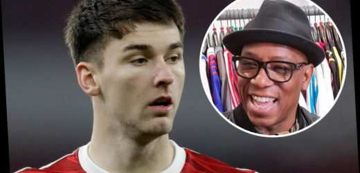 Arsenal are over-reliant on Kieran Tierney, fears Ian Wright after Gunners' bore draw against Crystal Palace