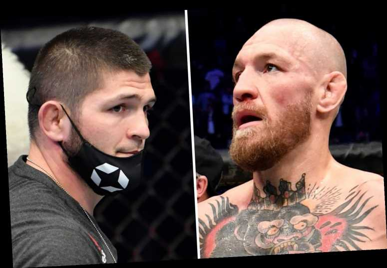 Khabib told UFC boss Dana White 'I'm so many levels above these guys' after watching rival McGregor KOd against Poirier