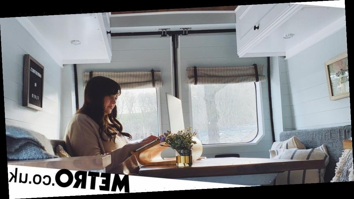 Could a campervan be the perfect WFH office?