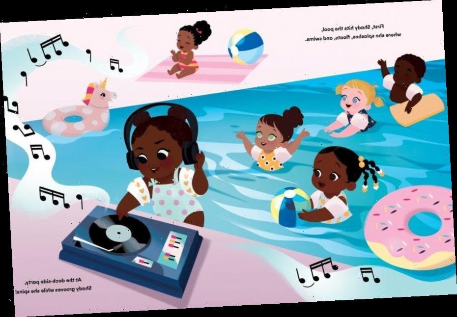 Gabrielle Union And Dwyane Wade Announce First Picture Book: 'SHADY BABY'