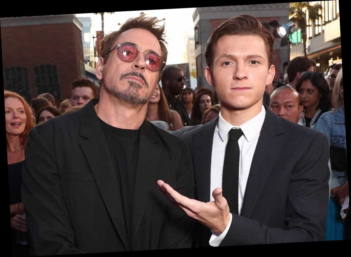 Tom Holland Reveals How He First Met Robert Downey Jr. While Auditioning for 'Spider-Man'