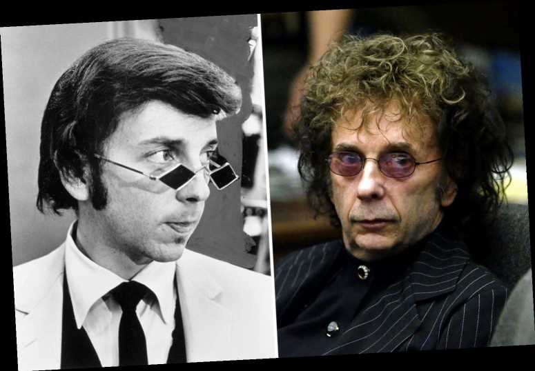 Who were Phil Spector's ex-wives?