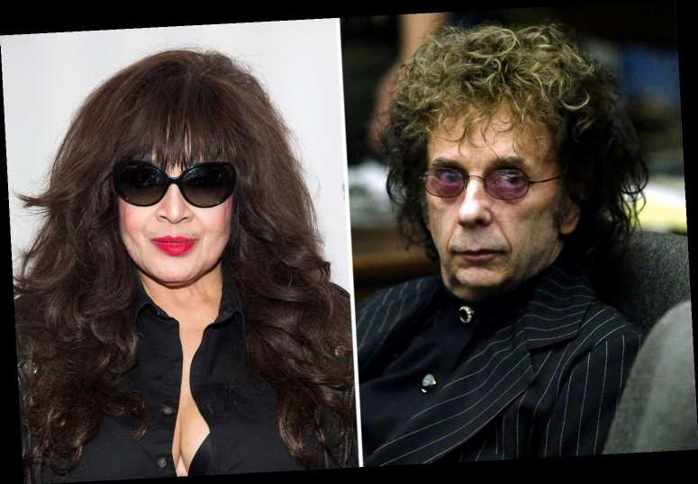 How many children did Phil Spector have?