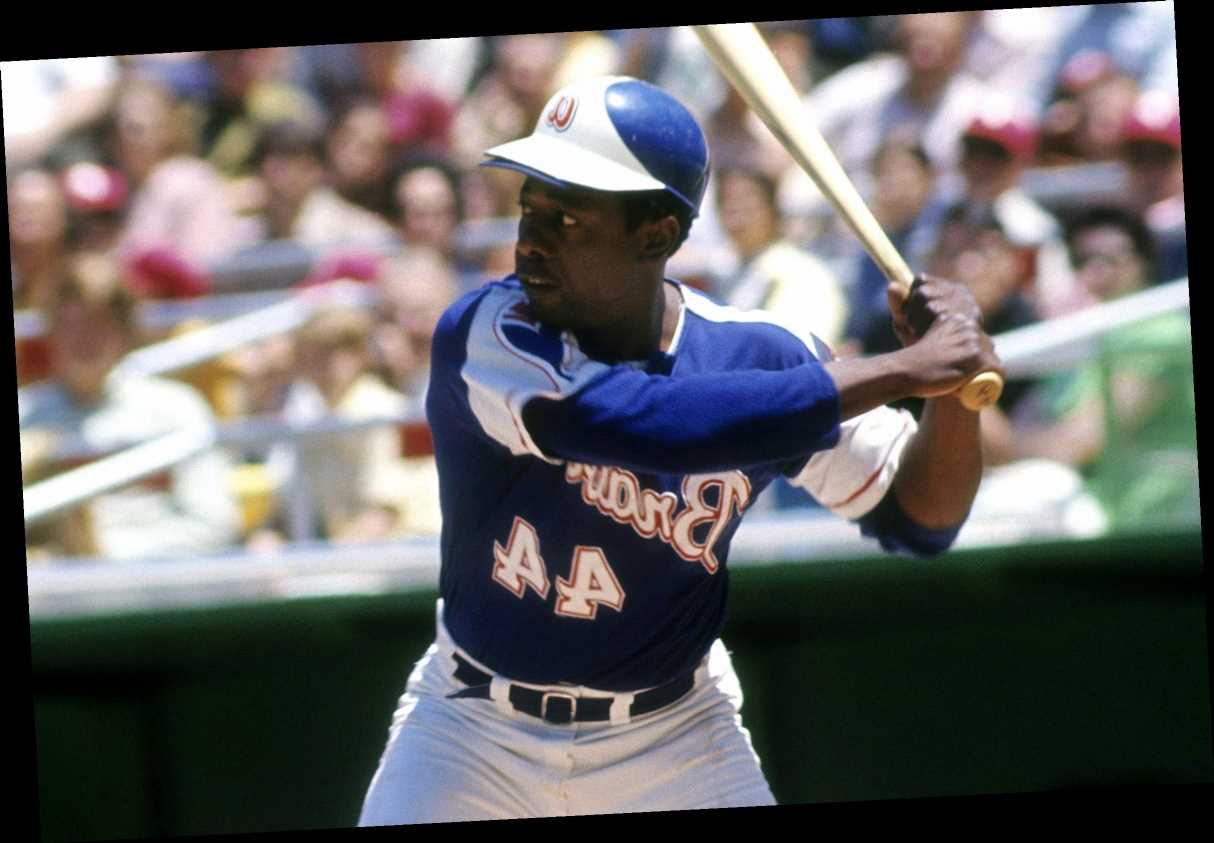 Hank Aaron didn't want to be remembered for all those home runs