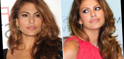 Eva Mendes claps back at troll who claims she 'had work done' as actress boasts 'I'll do that whenever I please'