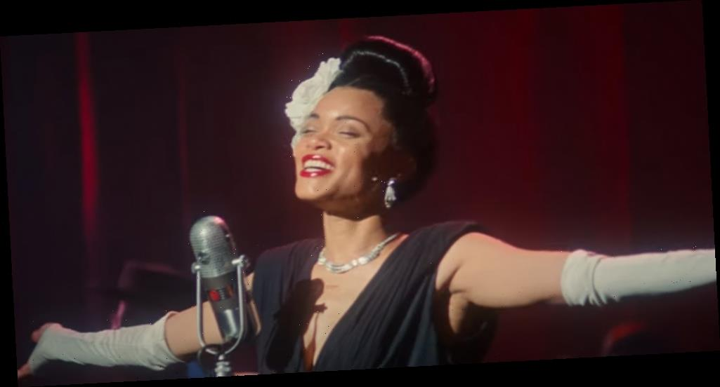 Andra Day Embodies Billie Holiday in First Trailer For Hulu's 'United States vs. Billie Holiday'