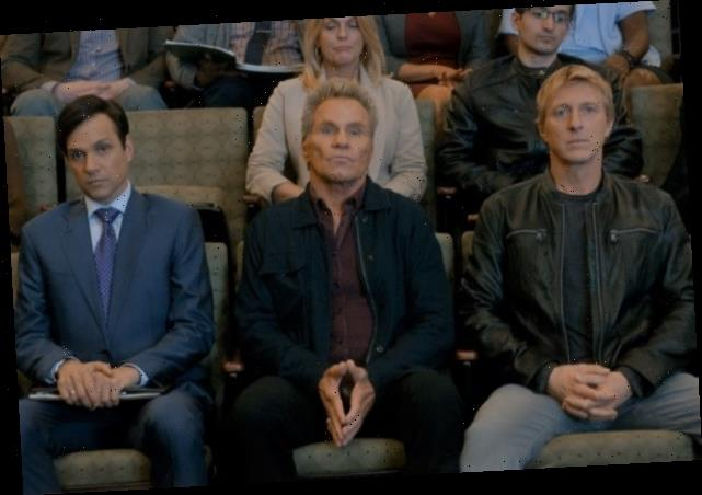 Cobra Kai Spinoff in the Works? EP Says 'Possibility Is Definitely Out There'