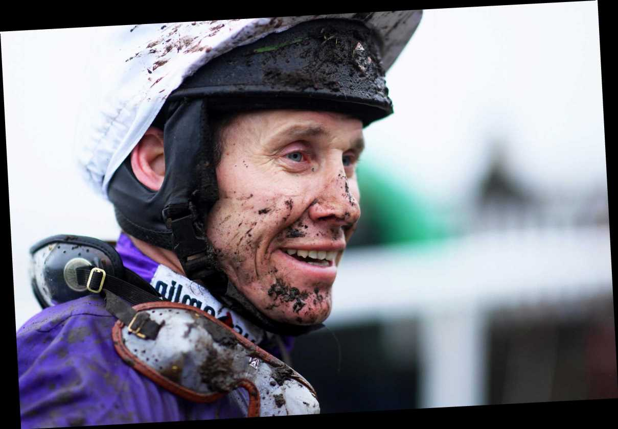 Top jockey Richard Johnson backs move for weekly Covid testing in racing amid nationwide surge in cases