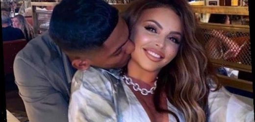 Jesy Nelson sparks rumours she's split from Sean Sagar as they delete all photos of each other from Instagram