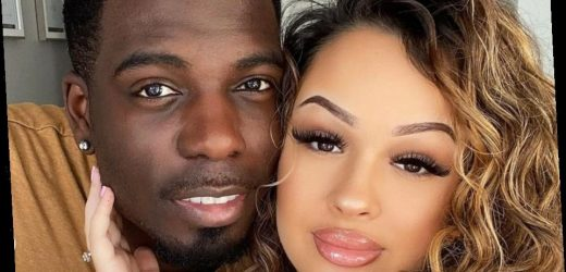 Love Island star Marcel Somerville becomes a dad for the first time as fiancée Rebecca Vieira gives birth