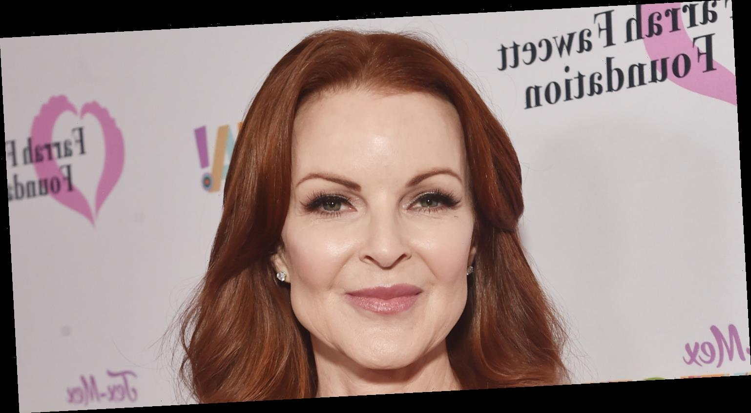 Marcia Cross Addresses Rumors that 'Desperate Housewives' is Getting a Revival on Hulu