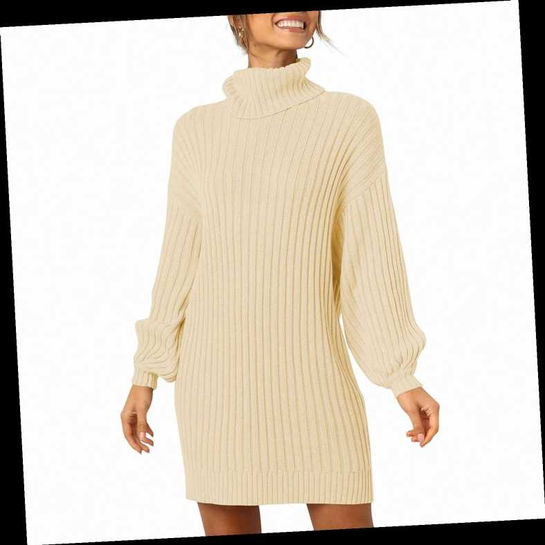Shoppers Are Calling This $32 Cozy Knit 'the Perfect Sweater Dress'