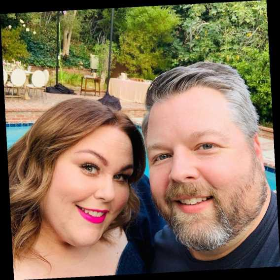 Chrissy Metz Denies That She and Bradley Collins Are Engaged After She's Spotted Wearing Ring