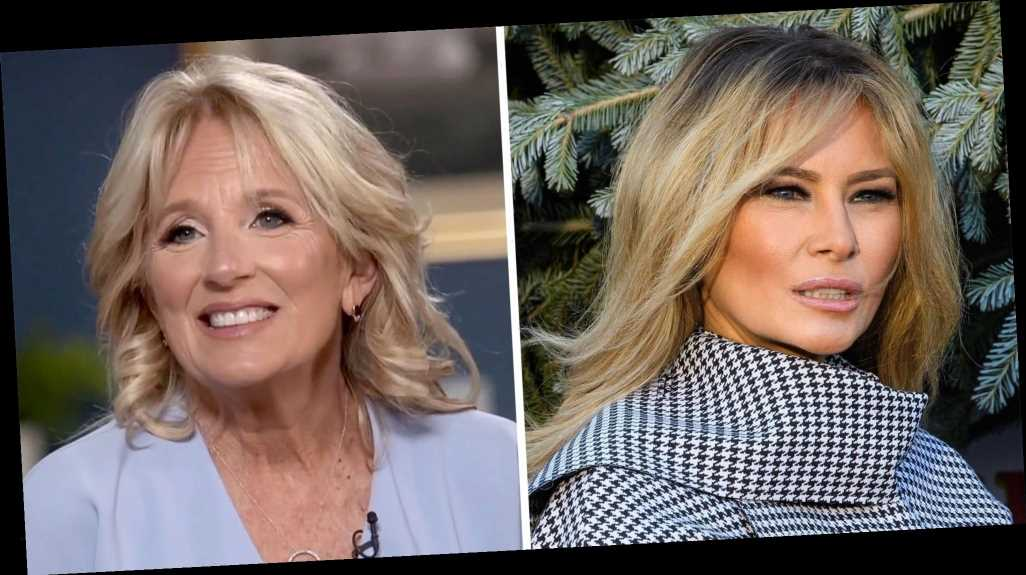 Melania Trump Is Reportedly Not Helping Jill Biden Transition to FLOTUS Role