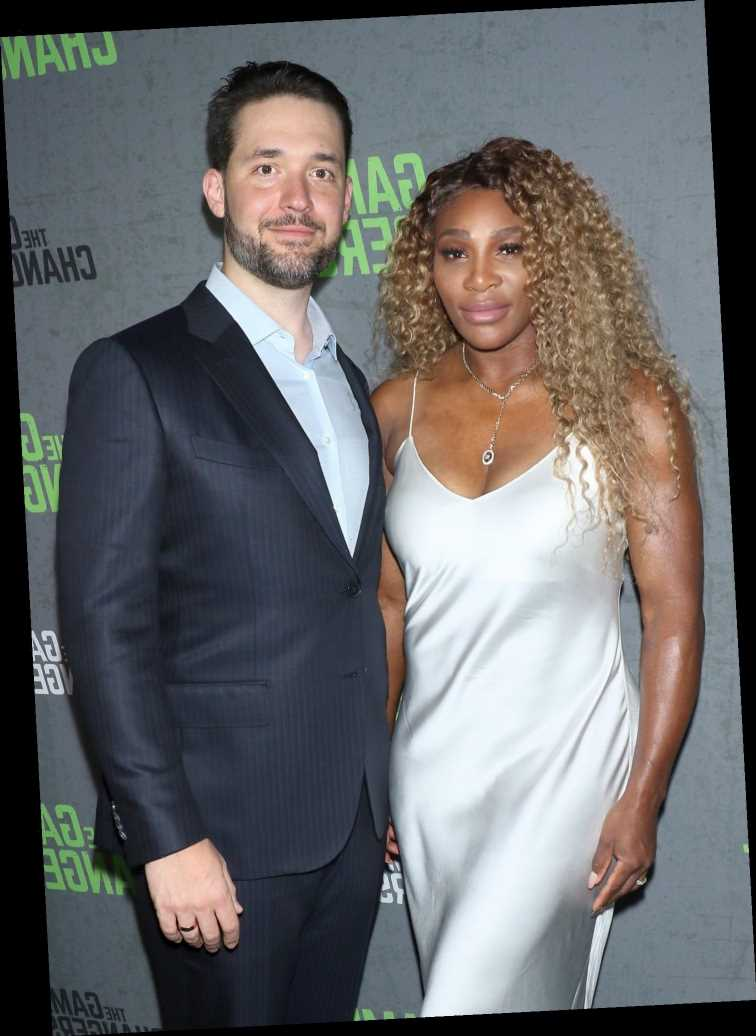 Serena Williams' Husband Alexis Ohanian Calls Out Body-Shaming and 'Racist' Comments About Her Weight