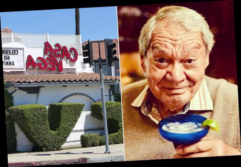 Ray Vega, Founder of Celebrity-Loved Mexican Restaurant Casa Vega, Dies