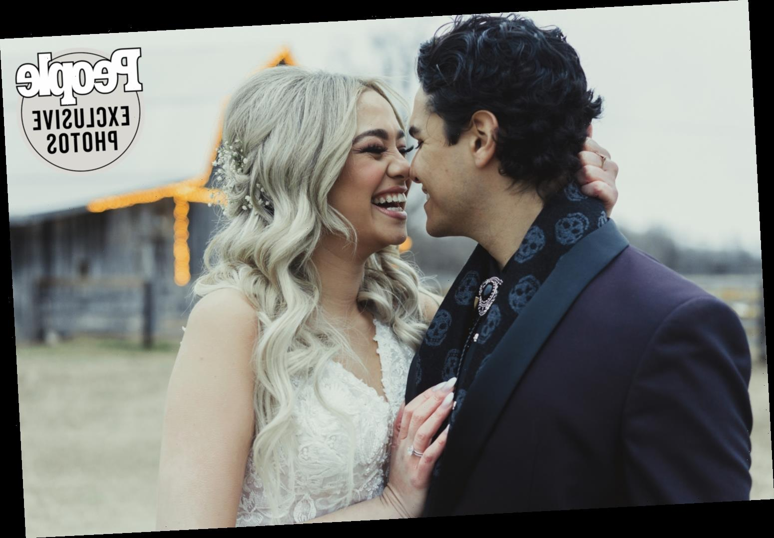 American Idol's Kat and Alex Tie the Knot in Intimate 'Dream' Wedding — See the Photos!