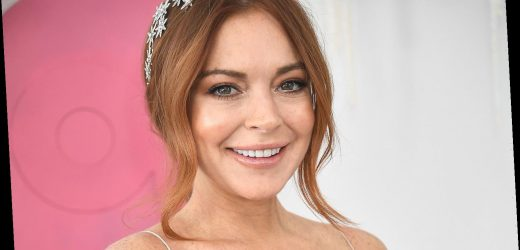 Lindsay Lohan Sweetly Encourages Fan to Come Out to Her Parents in Cameo Video: 'It's Important'