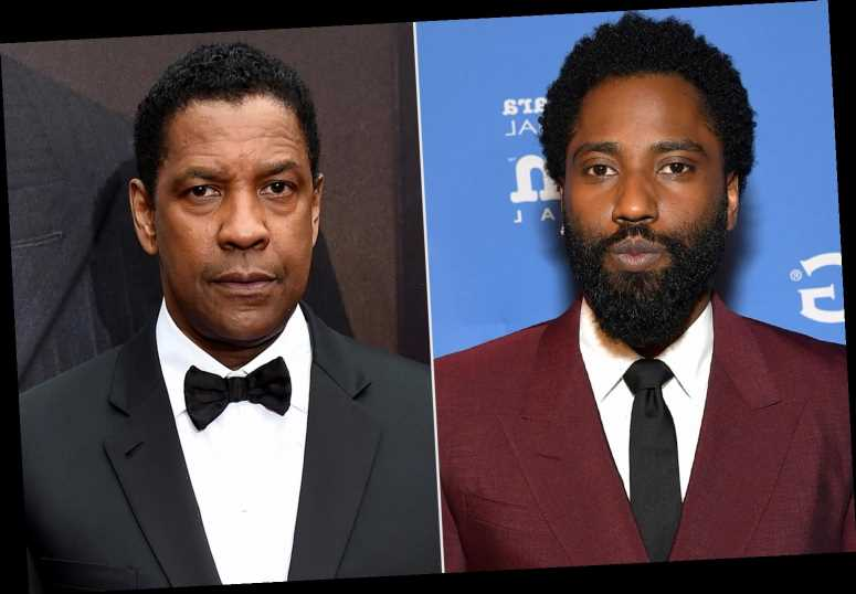 John David Washington on Following in Father Denzel's Acting Footsteps